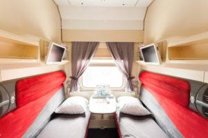 Двухместные купе в поезде стоимость