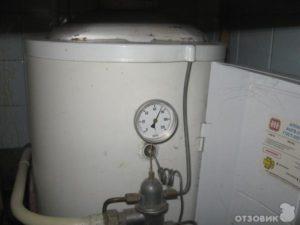 Установка термометра на агв 120