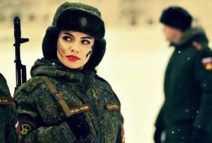 Как девушке стать военнослужащей в россии