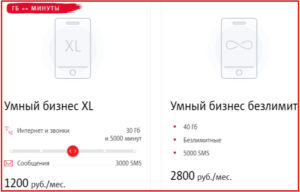 Как перевести минуты на гигабайты мтс