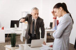 Что делать если подчиненный хамит начальнику