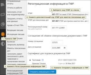 Код территориального органа пенсионного фонда как узнать