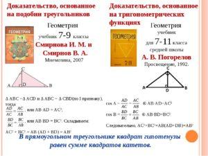 Как можно быстро выучить легко правила по геометрии за
