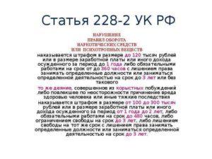 Новости по ст228 ук рф на 2020