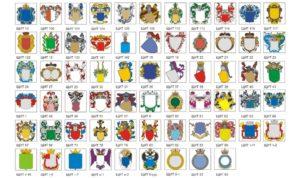 Создать фамильный герб онлайн