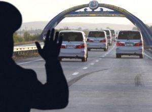 Как ездить на киргисских номерах в россии 2020