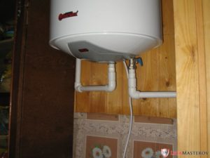 Установка водонагревателя косгу 2020