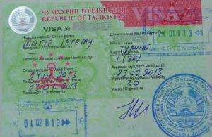 Нужен ли загранпаспорт из таджикистана в россию