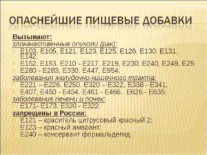 Е407 пищевая добавка опасна или нет