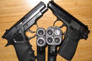 Продажа боевого огнестрельное оружие без разрешения и лицензии