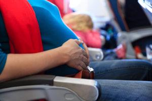 До скольки недель беременности можно летать на самолете