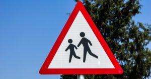 Дорожный знак осторожно дети фото