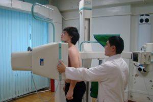 Со скольки на масковской больнице делают флюорографию