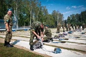 45 полк спецназа вдв подготовка бойцов распорядок дня