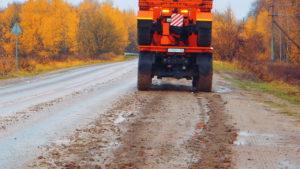 Загрязнение дорожного покрытия штраф