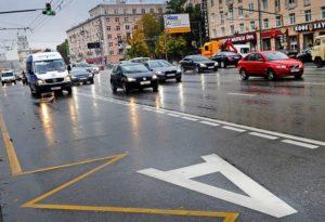 Можно ездить по выделенной полосе в субботу в москве 2020