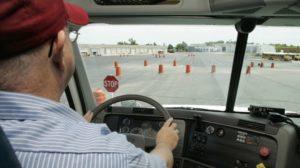 Где можно потренироваться вождению на фуре