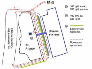 Парковка курский вокзал бесплатно