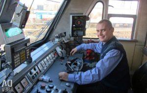 Машинист электровоза зарплата в россии