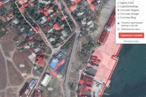 Как посмотреть границу земельного участка со спутника в реальном времени