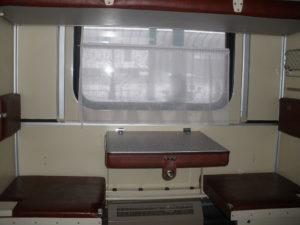 Плацкарт боковые места фото в поезде