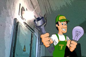 Кто должен менять лампочки в подъездах многоквартирных домов