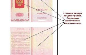 Какие страницы копии паспорта нужны для оформления загранпаспорта
