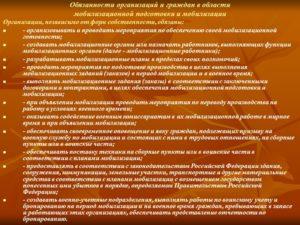 Должностная инструкция помощника начальника отделения мобилизации планирования и учета военкомат