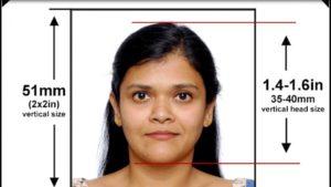 Виза в индию требования к фото 2020
