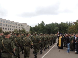 Воинская часть лобаново домодедовский район