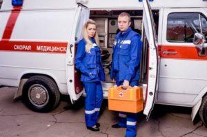 Может ли скорая помощь выписать больничный
