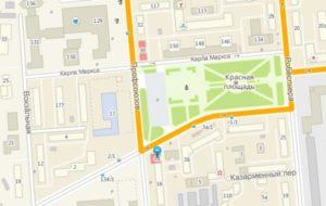 Где можно припарковаться поближе к красной площади 2020