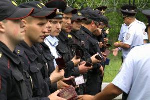 Должности в ппс полиции
