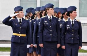 Где есть военное училище после 9 класса для девушек