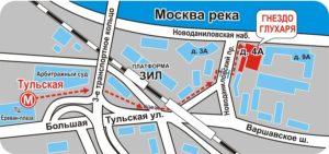 Как доехать до арбитражного суда г москвы на метро