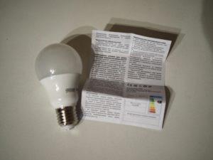 Светильник светодиодный срок гарантии