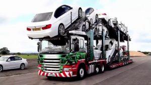 Как переправить автомобиль из калининграда в россию