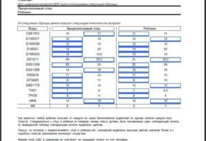 Стоимость анализа днк на отцовство в казани