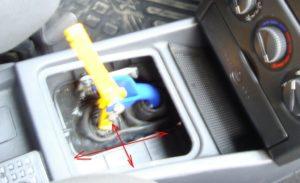 При какой скорости включается первая передача на ладе приоре