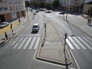 Островок безопасности на дороге картинки