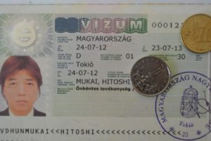 Виза в будапешт для россиян