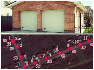 Межевание под гаражом почему площадь земли больше гаража