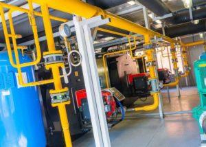 Газовая котельная как опасный производственный объект