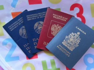 Двойное гражданство беларусь и россия
