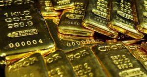 Сколько стоит 1 слиток золота в рублях
